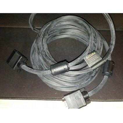 ACCURA PREMIUM kabel VGA 5.0m