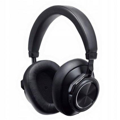 Słuchawki bezprzewodowe BLUEDIO T6S ANC czarne